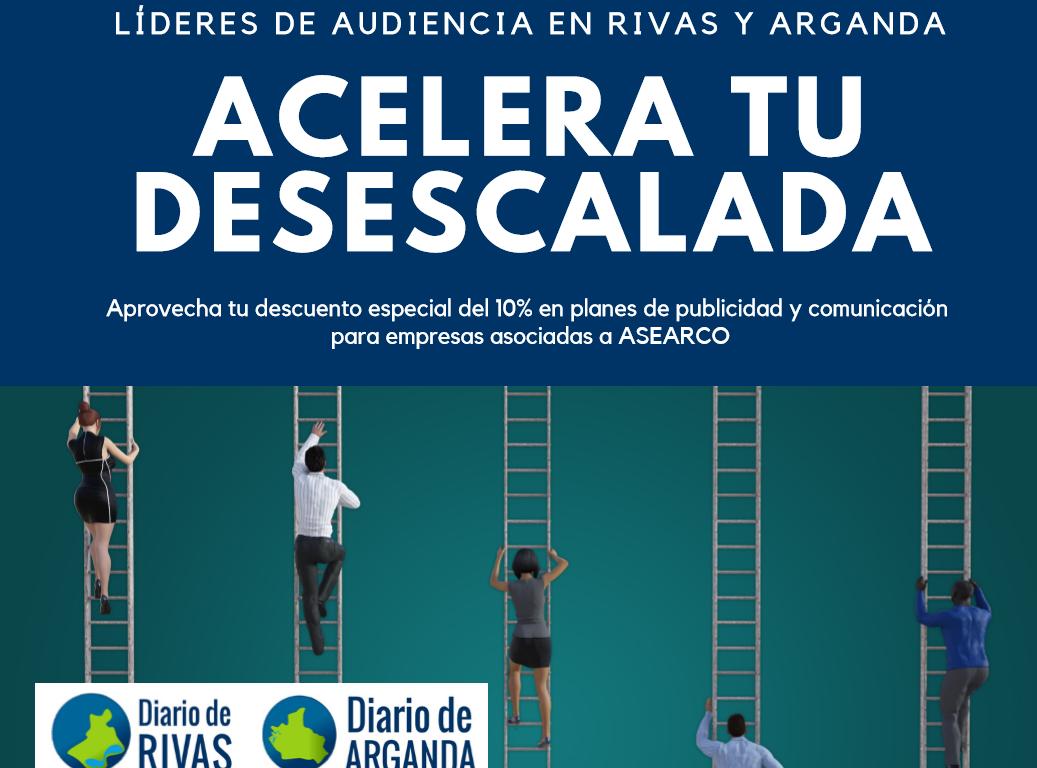 DIARIO DE RIVAS Y DIARIO DE ARGANDA
