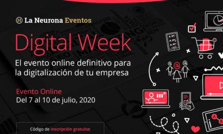 ¿Te gustaría participar gratuitamente en un gran evento online para conocer cómo digitalizar tu negocio en cualquier ámbito?