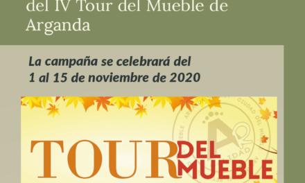 Abierto el plazo de inscripción del IV Tour del Mueble de Arganda del Rey