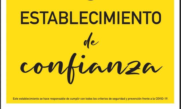 Más de 250 negocios de Rivas se han sumado a la campaña 'Establecimientos de Confianza'