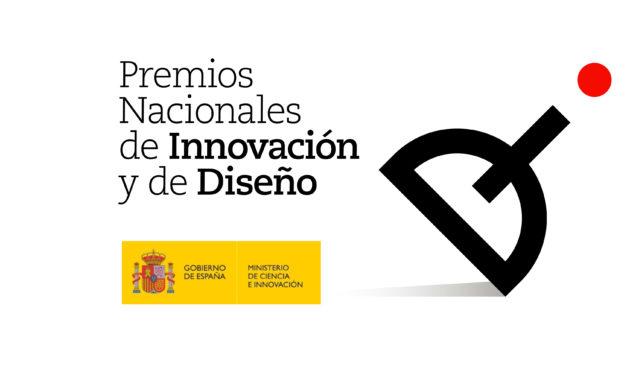 Convocados los Premios Nacionales de Innovación y de Diseño 2020
