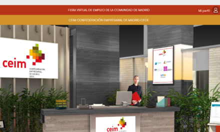 La Agencia de Colocación de ASEARCO participa en la Feria Virtual regional del Empleo desde el estand de la patronal madrileña, CEIM
