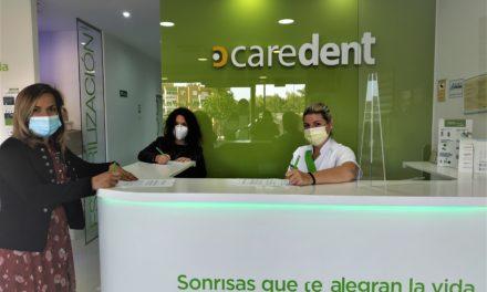 ASEARCO firma un acuerdo de colaboración con la Clínica Caredent para ofrecer a empresas y trabajadores asociados un 20% de descuento en tratamientos dentales