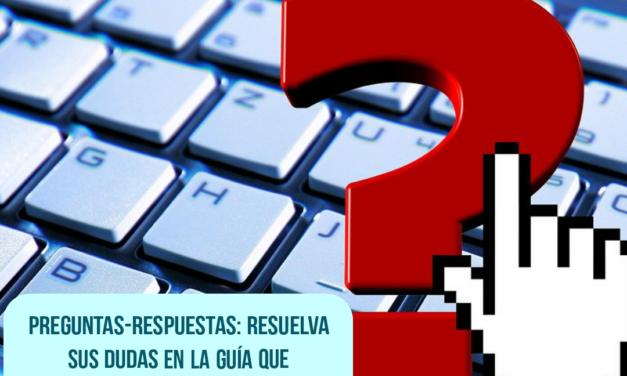 Resuelva sus dudas con la Guía de preguntas – respuestas que recopila las medidas preventivas para empresas de diversos sectores (COVID-19)