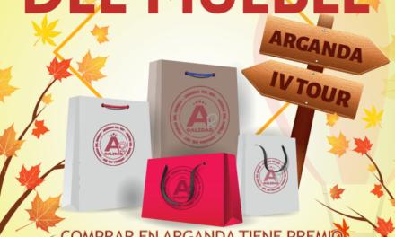 Vuelve el Tour del Mueble de Arganda con más premios y las promociones especiales de 30 establecimientos de decoración