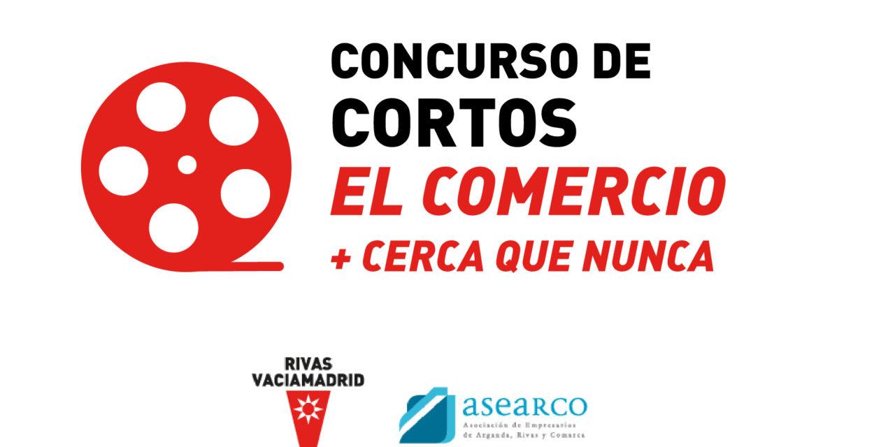 Rivas invita a sus vecinos a participar en un concurso de cortos creado para apoyar al comercio y a la hostelería de la ciudad