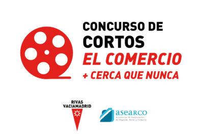 Ampliado el plazo de entrega de creaciones audiovisuales del Concurso de Cortos para apoyar al pequeño comercio y a la hostelería de Rivas