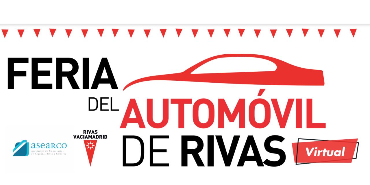 La Feria del Automóvil Digital de Rivas entra en su recta final brindando grandes oportunidades en vehículos de ocasión y nuevos