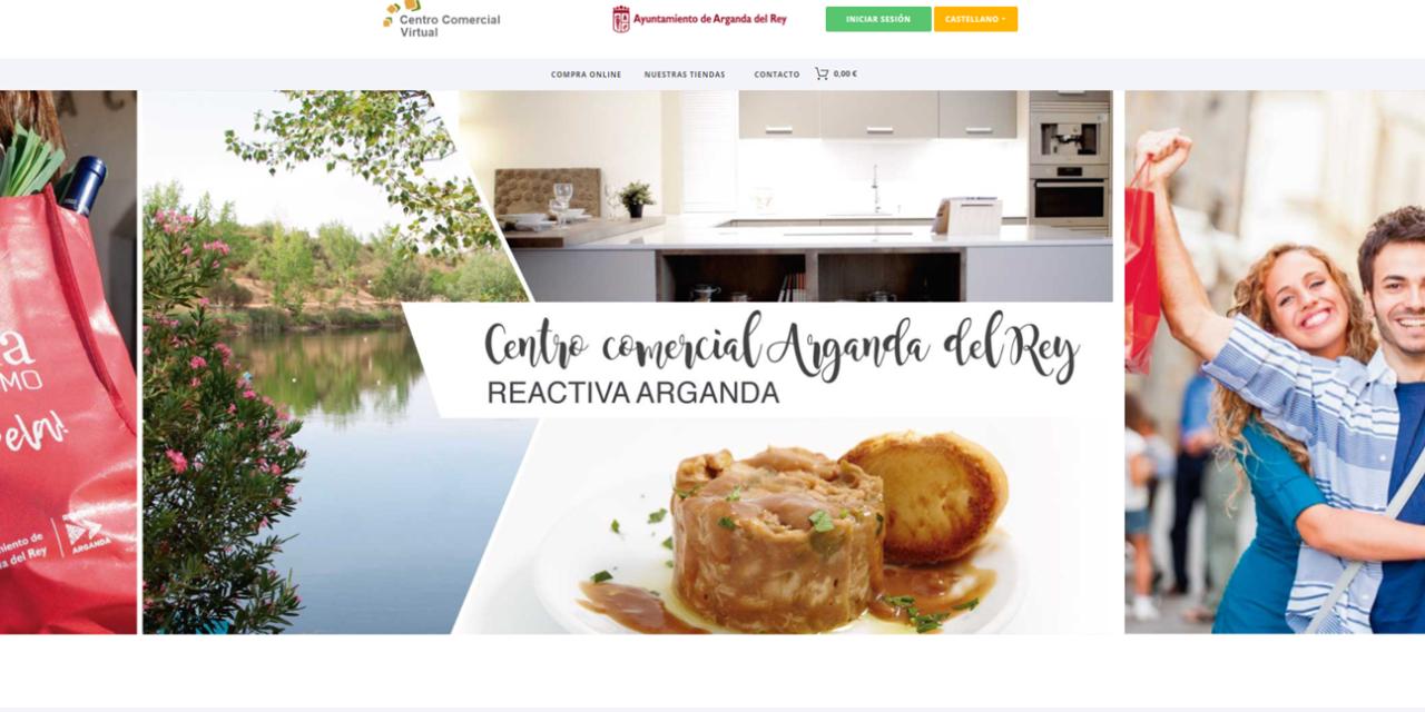 El Ayuntamiento de Arganda lanzará un Mercado Virtual para impulsar a los pequeños negocios de la localidad