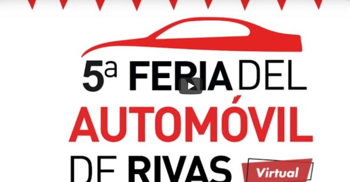 Vídeo: Feria del Automóvil Digital de Rivas, ¡no te pierdas sus promociones!