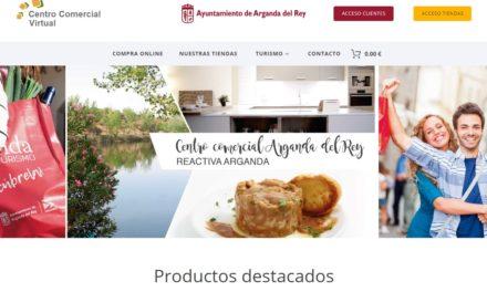 El Centro Comercial virtual de Arganda del Rey abre sus puertas con más de un centenar de establecimientos locales