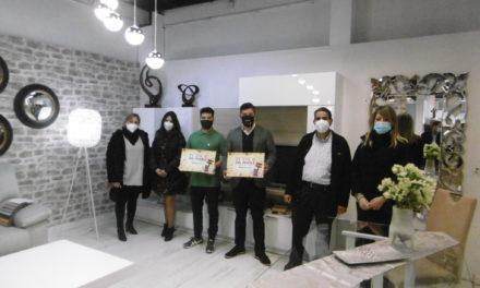 Etapa final del IV Tour del Mueble de Arganda: entregados los premios a los clientes ganadores de los sorteos de la campaña