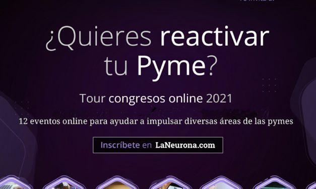 Comienza 'ADN Pymes', un programa de 12 eventos online que ayudarán a reactivar distintas áreas de las empresas