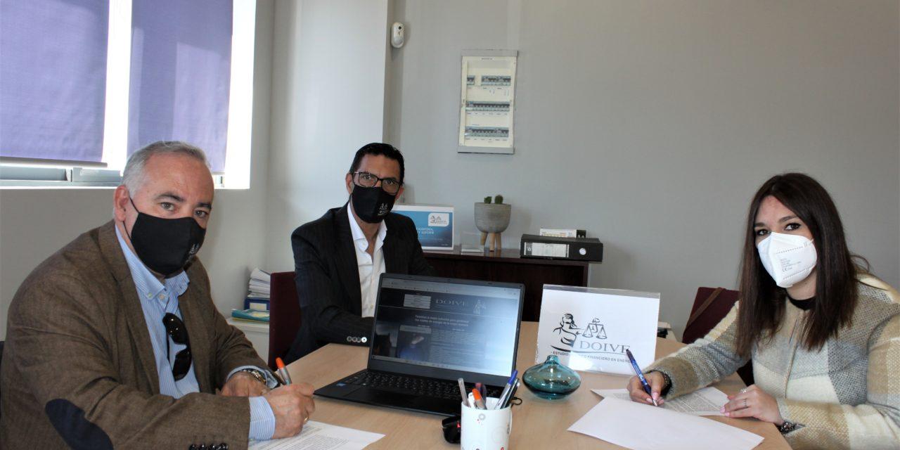 ASEARCO sella un acuerdo con Doive Auditores para que empresas y autónomos asociados puedan reducir sus facturas de luz y gas