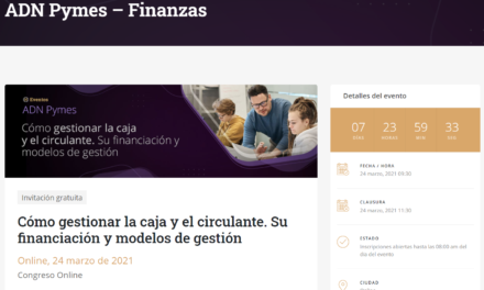 «Consejos para evitar problemas de liquidez y solvencia» (24 de marzo): próximo webinario para autónomos y asociados a ASEARCO