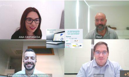 Pymes de Rivas y del sudeste de Madrid descubrieron las soluciones y las ayudas que les permitirán digitalizar sus negocios