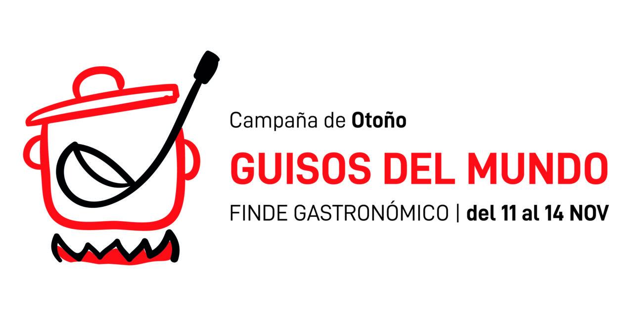Finde Gastronómico: Guisos del mundo [Rivas] | Abierto el plazo de inscripción.