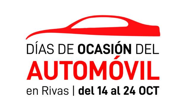 """Abierto el plazo de inscripción de la campaña """"Días de Ocasión del Automóvil en Rivas"""""""