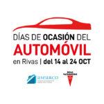 """La campaña promocional """"Días de Ocasión del Automóvil en Rivas"""" se celebrará del 14 al 24 de octubre en los concesionarios participantes"""