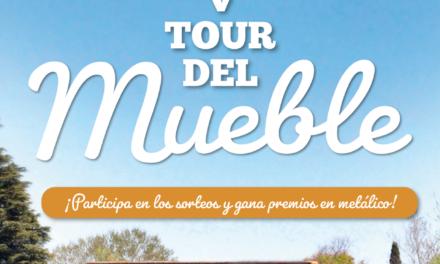 El V Tour del Mueble comienza el 1 de noviembre cargado de sorteos y de ofertas en 35 establecimientos de la localidad